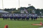 Scottsburg Warriors Boys Varsity Football Fall 18-19 team photo.