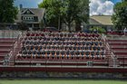 State College Little Lions Boys Varsity Football Fall 18-19 team photo.