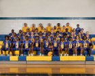 John A. Holmes Aces Boys Varsity Football Fall 18-19 team photo.