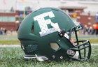 Eastpointe Shamrocks Boys Varsity Football Fall 18-19 team photo.