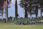 Thatcher Eagles Boys Varsity Football Fall 18-19 team photo.