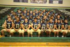 Akins Eagles Boys Varsity Football Fall 18-19 team photo.