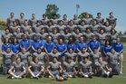 El Toro Chargers Boys Varsity Football Fall 18-19 team photo.
