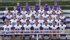 Miller Falcons Boys Varsity Football Fall 18-19 team photo.
