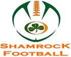 Eau Claire Shamrocks Boys Varsity Football Fall 18-19 team photo.