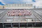 Salem Seminoles Boys Varsity Football Fall 18-19 team photo.