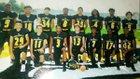 Loreauville Tigers Boys Varsity Football Fall 18-19 team photo.