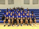 The First Academy Royals Boys Varsity Football Fall 18-19 team photo.