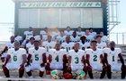 St. Joseph Fighting Irish Boys Varsity Football Fall 18-19 team photo.