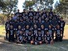 Lincoln Tigers Boys Varsity Football Fall 18-19 team photo.