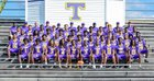 Tarboro Vikings Boys Varsity Football Fall 18-19 team photo.