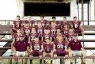 Northside Indians Boys Varsity Football Fall 18-19 team photo.
