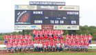 St. Marys Flying Dutch Boys Varsity Football Fall 18-19 team photo.