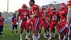 Warren Central Vikings Boys Varsity Football Fall 18-19 team photo.