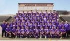 Righetti Warriors Boys Varsity Football Fall 18-19 team photo.
