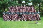 Hodgson Vo-Tech Eagles Boys Varsity Football Fall 18-19 team photo.