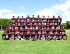 Fort Bend Austin Bulldogs Boys Varsity Football Fall 18-19 team photo.