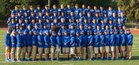 Bothell Cougars Boys Varsity Football Fall 18-19 team photo.
