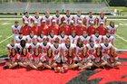 Glen Rose Beavers Boys Varsity Football Fall 18-19 team photo.