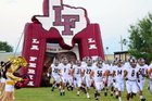 La Feria Lions Boys Varsity Football Fall 18-19 team photo.