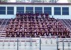 East Central Hornets Boys Varsity Football Fall 18-19 team photo.