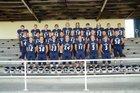 Lynden Christian Lyncs Boys Varsity Football Fall 18-19 team photo.
