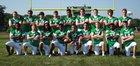 Mainland Regional Mustangs Boys Varsity Football Fall 18-19 team photo.