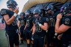 Buhach Colony Thunder Boys Varsity Football Fall 18-19 team photo.
