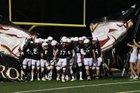 Hebron Christian Academy Lions Boys Varsity Football Fall 18-19 team photo.