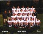 Entiat Tigers Boys Varsity Football Fall 18-19 team photo.
