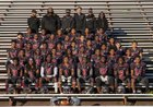 McKinley Tech Trainers Boys Varsity Football Fall 18-19 team photo.