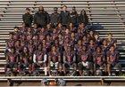 McKinley Tech Trainers Boys Varsity Football Fall 18-19 team photo.