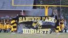 Hanover Park Hornets Boys Varsity Football Fall 18-19 team photo.