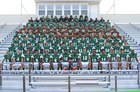 Naaman Forest Rangers Boys Varsity Football Fall 18-19 team photo.