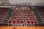 Johnson County Longhorns Boys Varsity Football Fall 18-19 team photo.