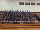 George County Rebels Boys Varsity Football Fall 18-19 team photo.