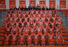 Southeast Guilford Falcons Boys Varsity Football Fall 18-19 team photo.