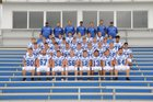 LaVille Lancers Boys Varsity Football Fall 18-19 team photo.
