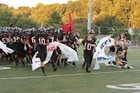 Cave Spring Knights Boys Varsity Football Fall 18-19 team photo.