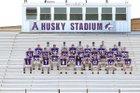 Ashe County Huskies Boys Varsity Football Fall 18-19 team photo.