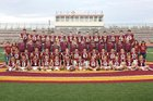 Gadsden Panthers Boys Varsity Football Fall 18-19 team photo.