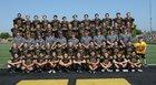 Newbury Park Panthers Boys Varsity Football Fall 18-19 team photo.