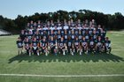 Little Rock Christian Academy Warriors Boys Varsity Football Fall 18-19 team photo.