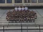 Clinton Yellowjackets Boys Varsity Football Fall 18-19 team photo.