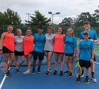 Franklin County Bulldogs Boys Varsity Tennis Spring 18-19 team photo.