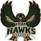 Viera Hawks Girls JV Lacrosse Spring 17-18 team photo.