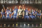 Bishop Gorman Gaels Boys Varsity Football Fall 16-17 team photo.