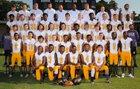 Ashdown Panthers Boys Varsity Football Fall 16-17 team photo.