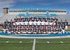 Cleveland Storm Boys Varsity Football Fall 16-17 team photo.