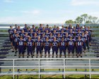 Elkins Elks Boys Varsity Football Fall 16-17 team photo.